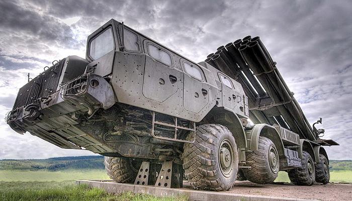 """راجمات الصواريخ"""" تورنادو- إس """" تحل محل """"سميرتش"""" في الجيش الروسي 100925"""
