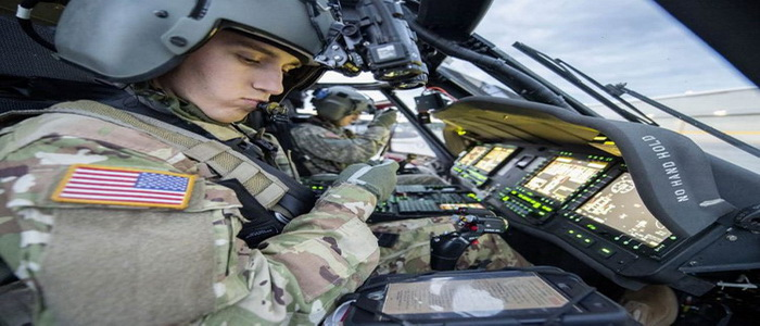 Army testing modernized UH-60V Black Hawk digital cockpit