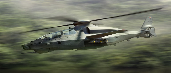 Bell unveils next-generation rotorcraft, promising a new era on the modern battlefield