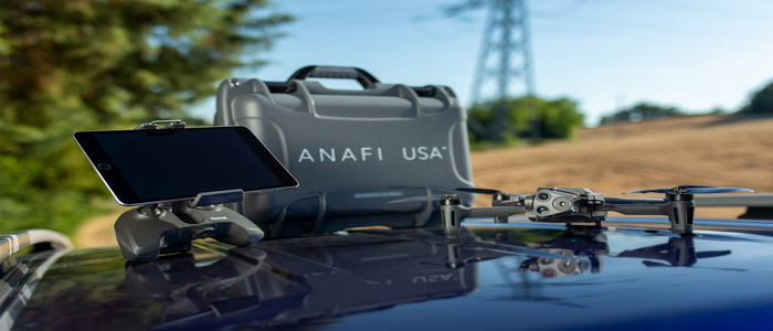 France selects Parrot ANAFI USA for its armed forces.