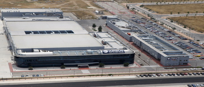 Airbus Helicopters celebrates 10-year presence in Albacete and strengthens its industrial footprint in Spain