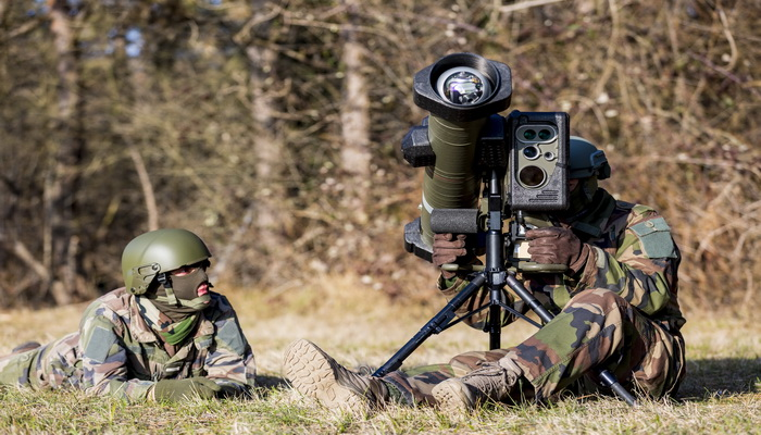 THE FRENCH ARMED FORCES MINISTRY TAKES DELIVERY OF ITS FIRST MMPS