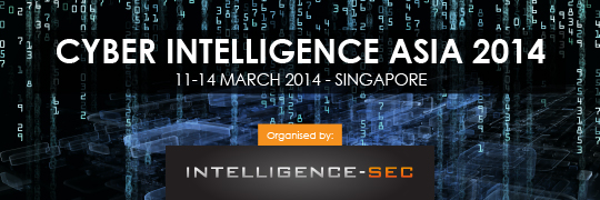 Cyber Intelligence Asia 2014