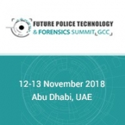 Future Police Technology and Forensics Summit GCC 2018
